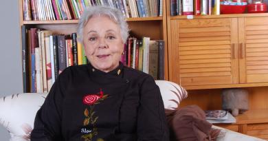 Alicia Gironella De'Angeli, pilar de la cocina mexicana, celebra 90 años de vida