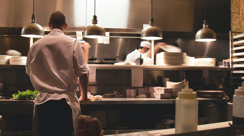 Celebremos al chef, el espíritu de la cocina