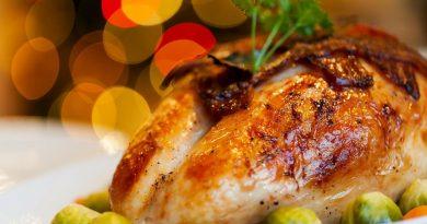 Festeja el Thanksgiving con esta receta de Lula Martín del Campo