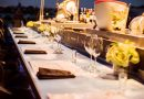 Dinner in the Sky: come junto a las nubes y con sana distancia