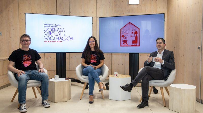 Diálogos de Cocina, un congreso que inspira a cocineros